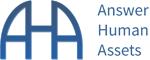 Answer Human Assets (AHA) Logo